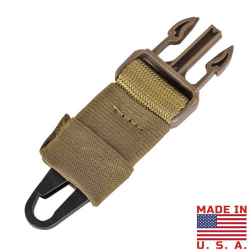 Condor Cobra Single Point Bungee Sling Coyote
