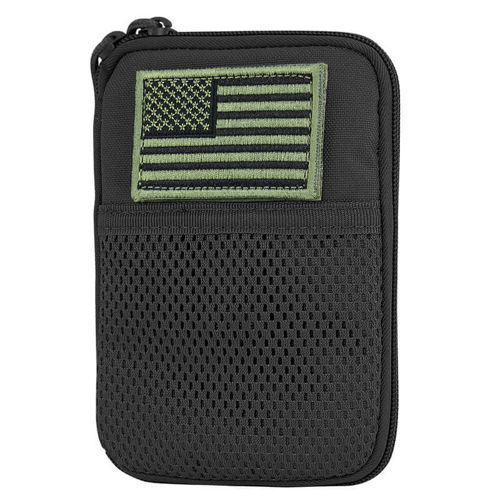 Condor Low-Profile Pocket Pouch Black