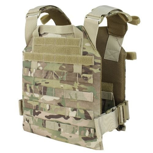 Condor Sentry Plate Carrier MultiCam