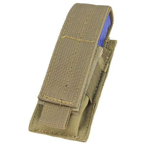 Condor Single Pouch Coyote