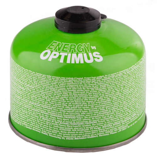 OPTIMUS Gas Bottle for Camp Stove