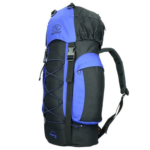 Highlander Tourist Backpack Rambler 33L Blue