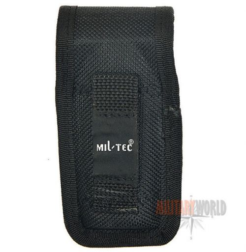Mil-Tec Defense Spray Pouch 50ml Black