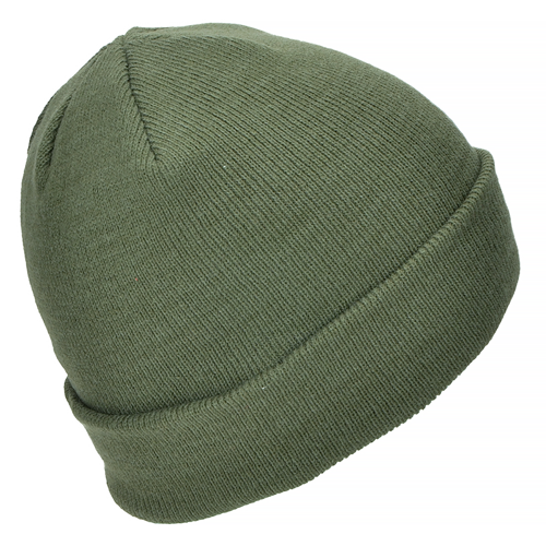 Mil-Tec Fine Knitwear Acrylic Winter Watch Cap Oliv
