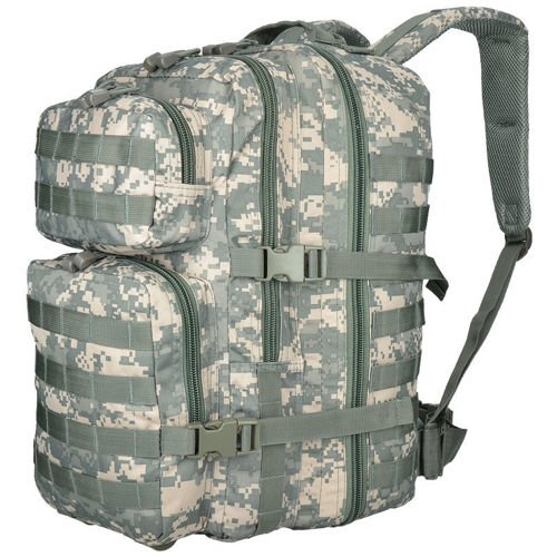 Mil-Tec MOLLE Tactical Backpack US Assault 36L UCP (At-Digital)