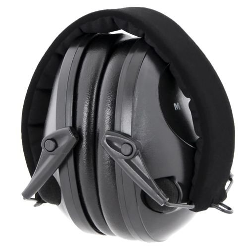 Mil-Tec Shooting Headsets AKTIV Black