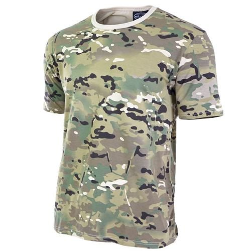 Mil-Tec T-shirt Multitarn Camo