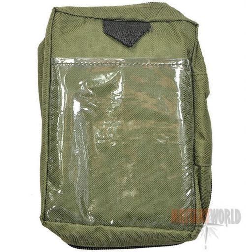 Mil-Tec Tourist First Aid Kit Large Olive