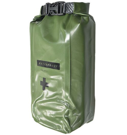 Mil-Tec Water-resistant Bag First Aid Olive