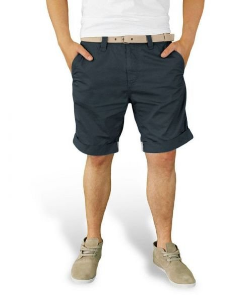Surplus Shorts Xylontum Chino Black