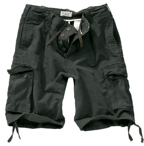 Surplus Vintage Shorts Black